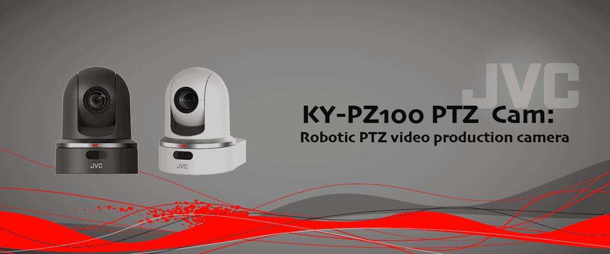 JVC KY-PZ100 PTZ camera