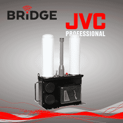 JVC ProHD Portable Wireless Bridge/Cellular Uplink<