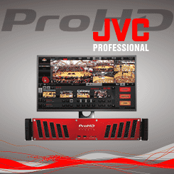 <b>JVC ProHD Studio 4000S</b>