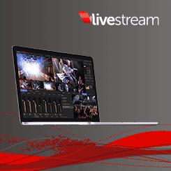 Livestream <b>Studio 6</b> Live Production Software