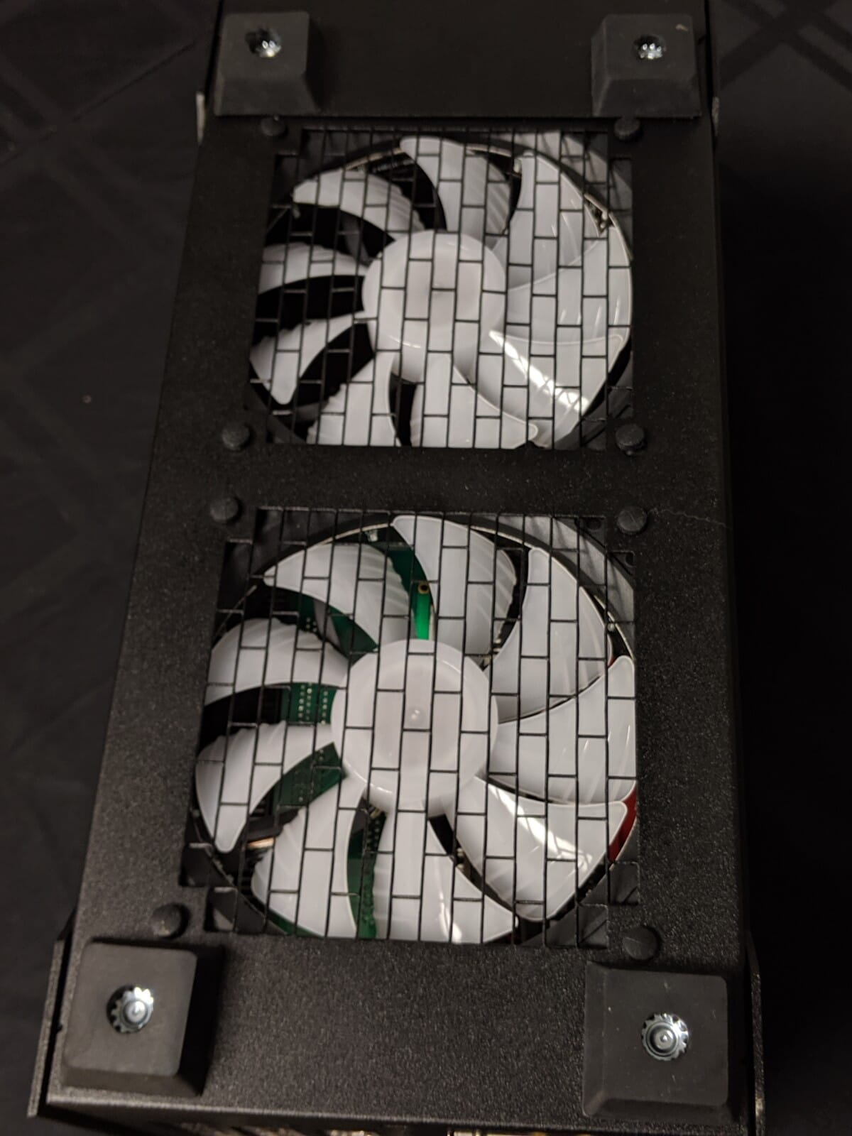 Little System w/Two Large Fans