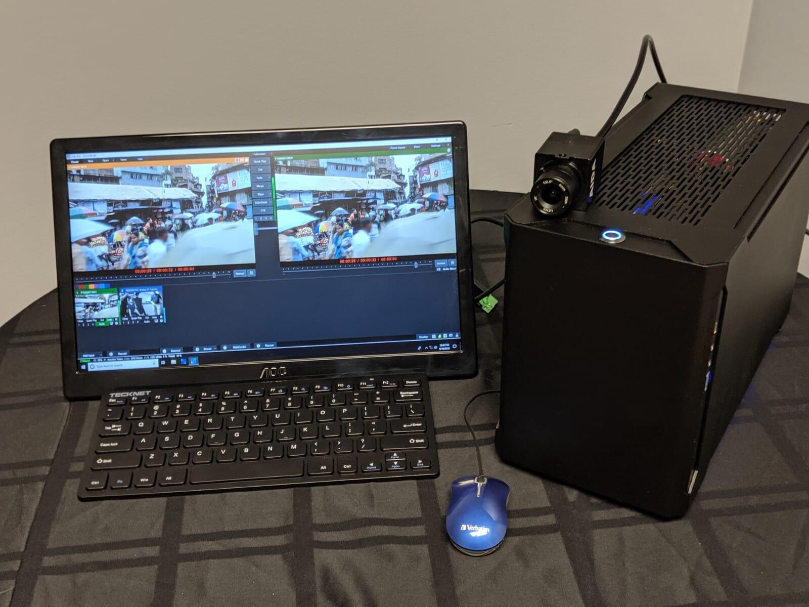 M7 System, Camera & Monitor