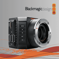 <b>Blackmagic Design Micro Studio Camera 4K</b>