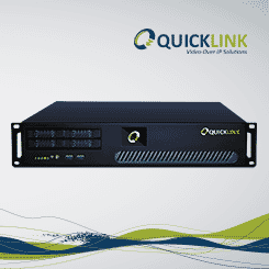 <b>Quicklink Enterprise and Enterprise Quad 2 Playout Servers</b>