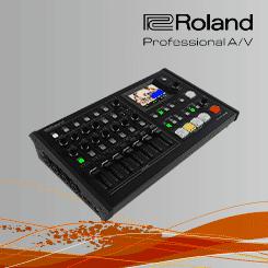 <b>VR-4HD A/V Mixer</b>