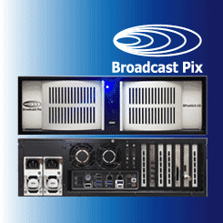 <b>Broadcast Pix GX Series</b>