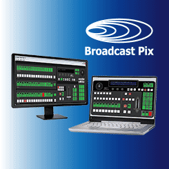 Broadcast Pix Soft Panel Virtual Control
