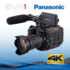 <b>Panasonic EVA1 AU-EVA1 Compact Cinema Camera</b>