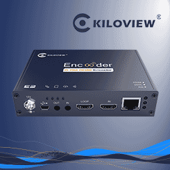 <b>Kiloview KV-E2 HDMI Encoder</b>