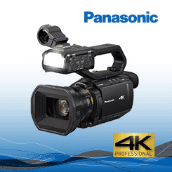 <b>Panasonic AG-CX10 Compact 4K Handheld Camcorder</b>
