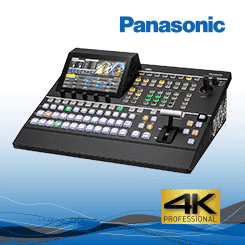 <b>Panasonic AV-UHS500 4K Professional Video Switcher</b>