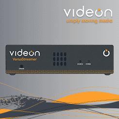 Videon VersaStreamer HDMI Encoder/Decoder