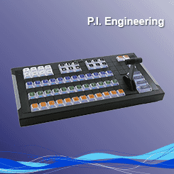 P.I. Engineering XKE-124 T-Bar Video Switcher