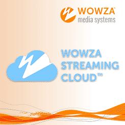 Wowza Streaming Cloud