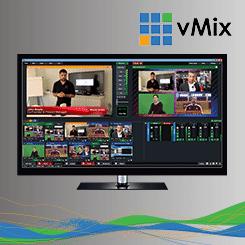 <b>vMix</b> Production Software