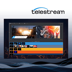 Telestream Wirecast Production Software
