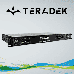 Slice: Rack Mount HEVC / H.264 Codec