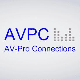 <b>AV-Pro Connections:</b>