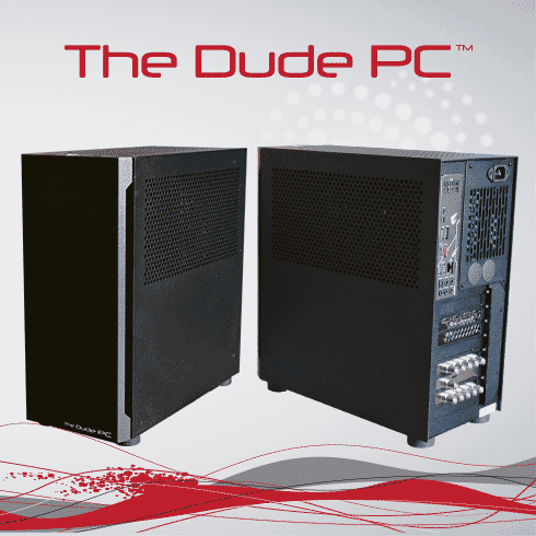 <strong>The Custom Dude PC</strong>