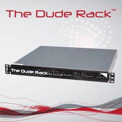 <b>Donnie 1U Dude Rack Professional Broadcast Switcher</b>