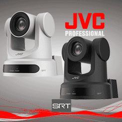 <b>JVC KY-PZ200 Professional HD PTZ Camera with SRT</b>