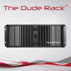 <b>Nagelbett 4U Dude Rack Production Switcher</b>